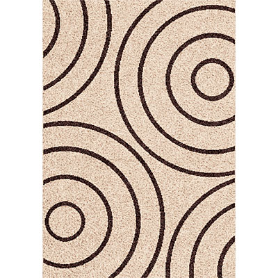 Dynamic Rugs Funky 8 x 11 Creme 2449-9116