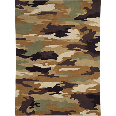 Dynamic Rugs Fantasia 3 x 5 Army 1709-600