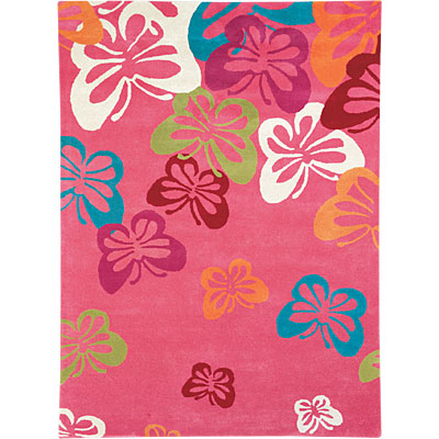 Dynamic Rugs Fantasia 7 x 10 Light-Pink 1703-200
