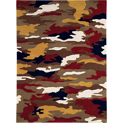Dynamic Rugs Fantasia 7 x 10 Multi 1709-300