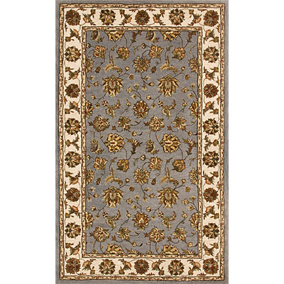 Dynamic Rugs Jewel 5 Round Blue Beige 70231-500