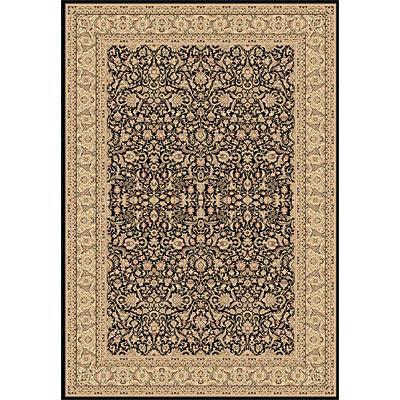 Dynamic Rugs Legacy 5 x 8 Black 58004-090