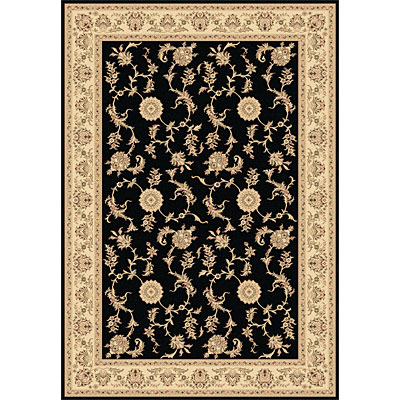 Dynamic Rugs Legacy 8 x 11 Black 58017-090