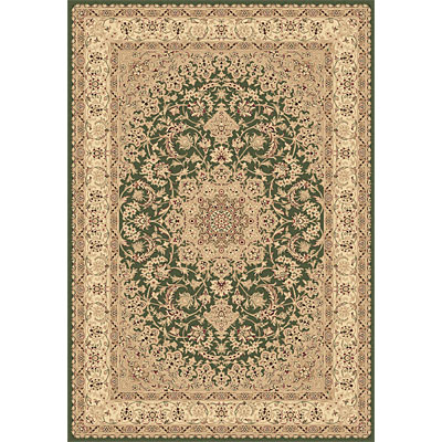 Dynamic Rugs Legacy 5 x 8 Green 58000-420