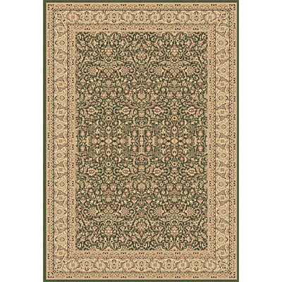 Dynamic Rugs Legacy 5 x 8 Green 58004-420