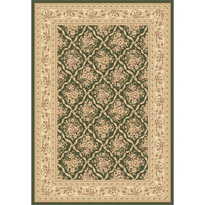 Dynamic Rugs Legacy 5 x 8 Green 58018-440
