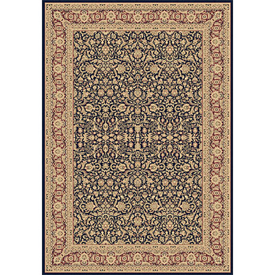 Dynamic Rugs Legacy 5 x 8 Navy 58004-530