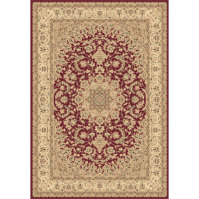 Dynamic Rugs Legacy 5 x 8 Red 58000-300