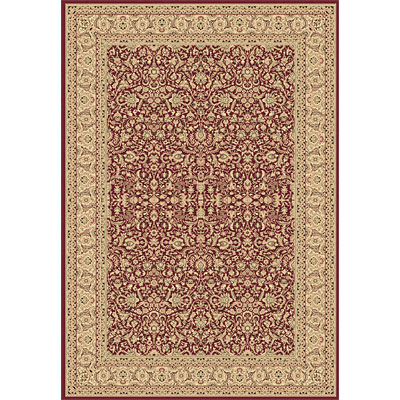Dynamic Rugs Legacy 5 x 8 Red 58004-300