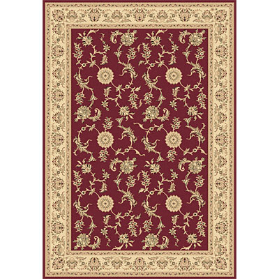 Dynamic Rugs Legacy 5 x 8 Red 58017-330