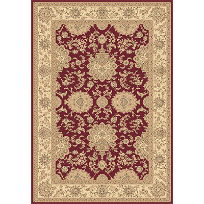 Dynamic Rugs Legacy 5 x 8 Red 58019-330