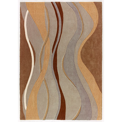 Dynamic Rugs Mystique 5 x 8 Butter 2072-8014