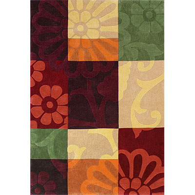 Dynamic Rugs Mystique 5 x 8 Multi 0020-8168