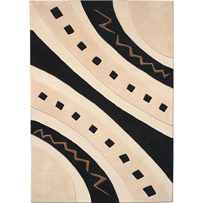 Dynamic Rugs Mystique 8 x 11 Nude 2010-7029