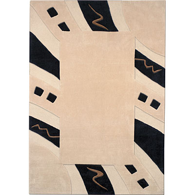 Dynamic Rugs Mystique 8 x 11 Nude 2011-7029