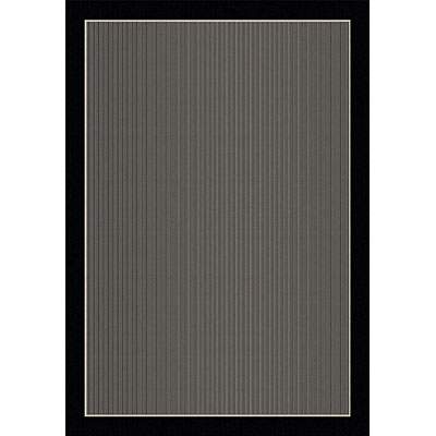 Dynamic Rugs Piazza 2 x 4 Black 2746-3908