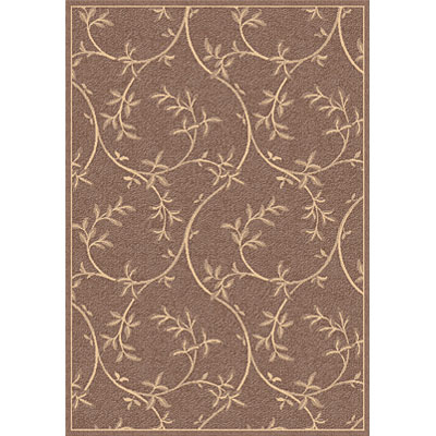 Dynamic Rugs Piazza 5 x 8 Brown 2585-3009