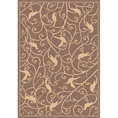 Dynamic Rugs Piazza 2 x 4 Brown 2743-3009