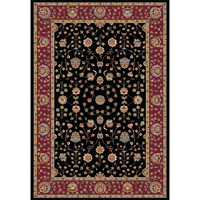 Dynamic Rugs Radiance 8 x 11 Black 43002-3212