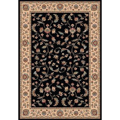 Dynamic Rugs Radiance 4 x 6 Black 43012-3262