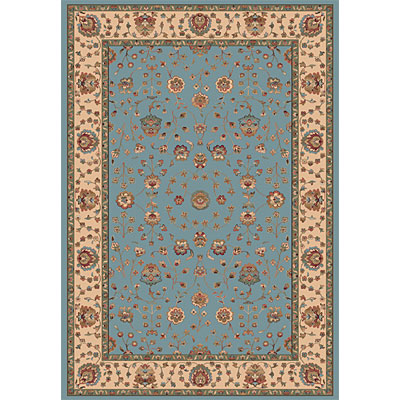 Dynamic Rugs Radiance 8 x 11 Blue 43002-5464
