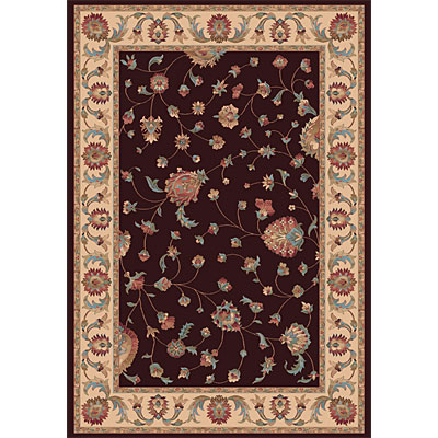 Dynamic Rugs Radiance 8 x 11 Chocolate 43003-3464