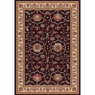 Dynamic Rugs Radiance 4 x 6 Chocolate 43006-3464
