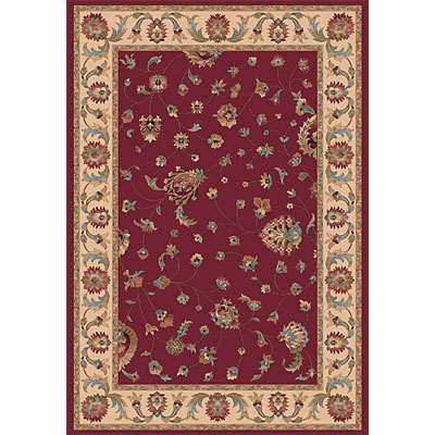 Dynamic Rugs Radiance 4 x 6 Red 43003-1464