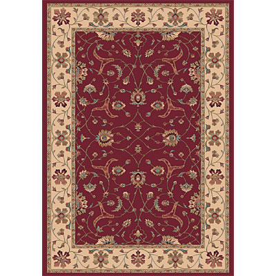 Dynamic Rugs Radiance 4 x 6 Red 43005-1464