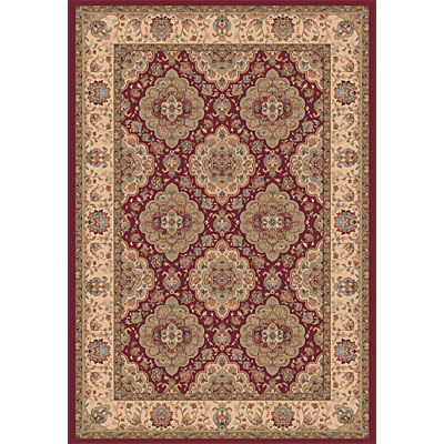 Dynamic Rugs Radiance 4 x 6 Red 43004-1464