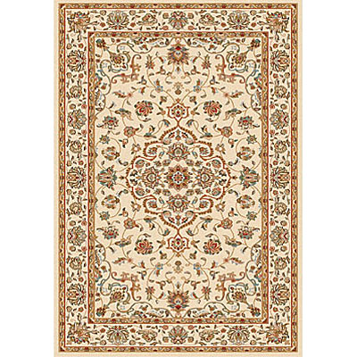 Dynamic Rugs Royal Garden 5 x 8 Ivory 103-8000