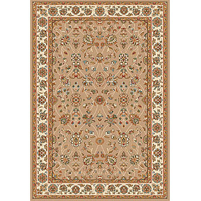 Dynamic Rugs Royal Garden 4 x 6 Linen-Ivory 106-8010