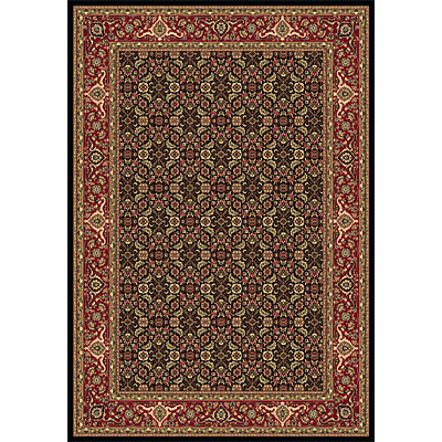 Dynamic Rugs Shiraz 4 x 6 Black 51008-2300