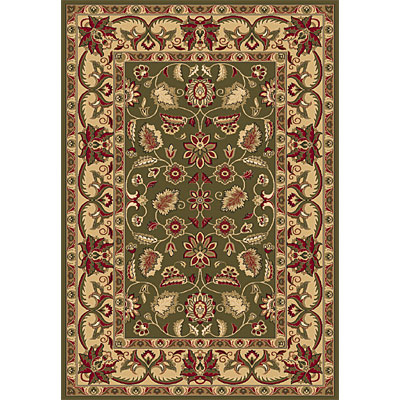 Dynamic Rugs Shiraz 8 x 11 Green 51006-2500
