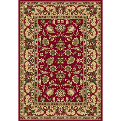 Dynamic Rugs Shiraz 4 x 6 Red 51006-2100
