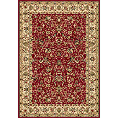 Dynamic Rugs Shiraz 5 x 8 Red 51007-2100