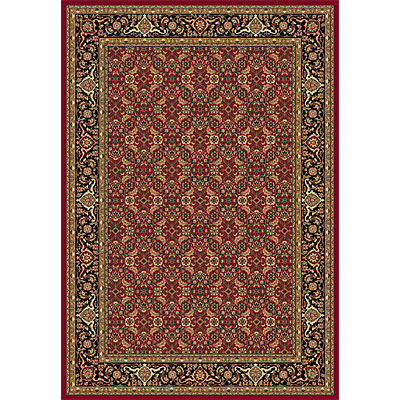 Dynamic Rugs Shiraz 8 x 11 Red 51008-2100
