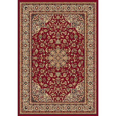 Dynamic Rugs Shiraz 4 x 6 Red 51010-2100
