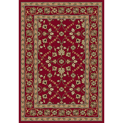 Dynamic Rugs Shiraz 4 x 6 Red 51025-2100