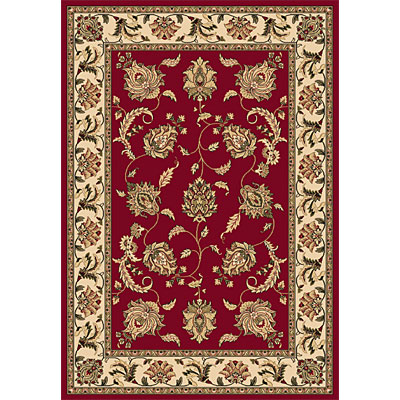 Dynamic Rugs Shiraz 8 x 11 Red 51026-2100