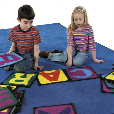 Flagship Carpets Building Blocks 1 x 1 Building Blocks BBLO