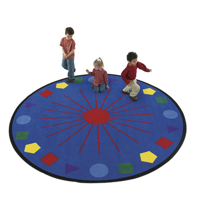 Flagship Carpets Shapes Galore 6 ft Round Shapes Galore SGAL6RD