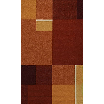 Foreign Accents Bistro Loft 5 x 8 Bistro Brown BAX5607