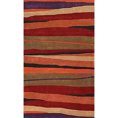 Foreign Accents Festival Waves 3 x 8 Runner Multi Colored HFH2303