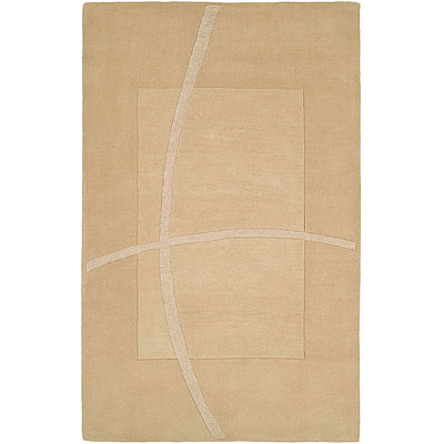 Harounian Rugs International Abstract 5 x 8 Ivory LJ08