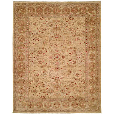 Harounian Rugs International Apadana 6 x 9 Gold/Gold 2002