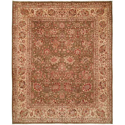 Harounian Rugs International Apadana 8 x 10 Sage/Cream 1425