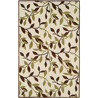 Harounian Rugs International Camelot II 4 x 6 Ivory 12A