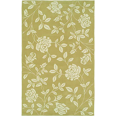 Harounian Rugs International Camelot II 4 x 6 Lime L27A