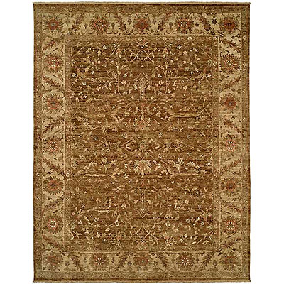 Harounian Rugs International Classical Elegance 9 x 12 Brown 421